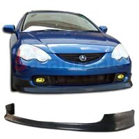 Fit for 02-04 ACURA RSX DC5 ITR TR Style JDM Front PU Bumper Add-on Lip