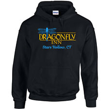 559 Dragonfly Inn Hoodie gilmore tv show girls funny costume lukes diner new