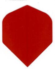 The Best Dart Flights -5 Solid RED Amerithon Std Sets