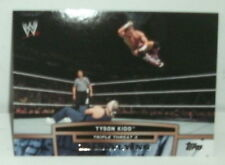 WWE 2013 - TRIPLE THREAT INSERT CARD #TT25-3 - TYSON KIDD