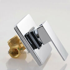 Shower Head Hot and Cold MIxing Valve for Bath mixer faucet Tap Chrome
