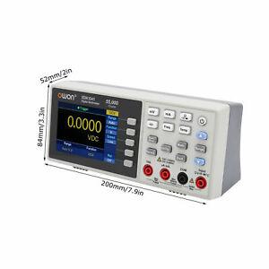 "OWON XDM1041 3.7""  LCD 4 1/2 True RMS 55000 Counts Desktop Digital Multimeter"