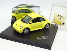Vitesse 1/43 - Scarabeo di VW 2.0 Gialla 1999