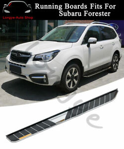 Running Boards fits for Subaru Forester 2014-2018 Side Step Nerf Bars