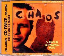 Herbert Gronemeyer-Chaos cd maxi single