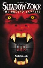 Shadow Zone : The Undead Express (DVD) ** SLIM CASE **