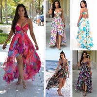 Bohomian Boho SEXY TOP Strandkleid Sommerkleid Chiffon Buntes Strand Kleid BC456
