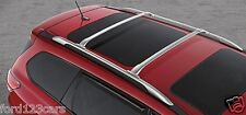 Nissan Pathfinder 2013-2018 Bright Silver Roof Rail Crossbars 2 pc 999R1-XZ500