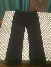 Navy Chinos From White Stuff, Size 12L