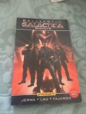 Battlestar Galactica Ghosts Comic Book #2, Dynamite 2008 Unread