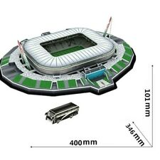 Puzzle 3D stadio Juventus Allianz stadium  96 pezzi collezione decorazione