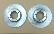 MGA BRAKE DISCS - PAIR, ROADSTER AND COUPE MODELS BRAND NEW