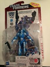 Transformers Generations G-1 IDW CHROMIA New unopened DELUXE CLASS