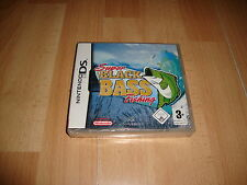 Nintendo DS Region Super Black Bass Fishing