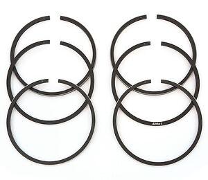 Set of 2 Piston Ring Sets - Standard - 13011-369-305 - CB/CJ/CL360 1974-1977