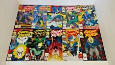 GHOST RIDER (1990) 40 ISSUE COMIC RUN 1-40 MARVEL COMICS