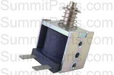 Door Lock Solenoid For Unimac, Uniwash Washer - F300113