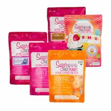 Sugar and Crumbs Icing Sugar 5 Assorted Flavours Gluten and Nut Free