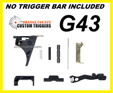 Glock Trigger Housing Parts Fits 43 Lower with GLOCK OEM 5.5lb Connector