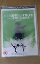 KING OF FISTS AND DOLLARS DVD DAVID CHIANG NEW & SEALED