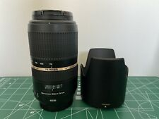 Mint Condition! Tamron SP A005 70-300mm f/4.0-5.6 Di VC USD Lens For Canon
