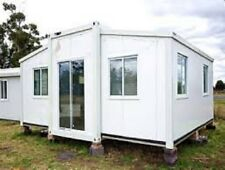Expandable Container House with Nice Fire Resistance Property