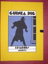 PORTFOLIO JACOBS BLAKE ET MORTIMER GUINEA PIG ARCHIVES INTERNATIONALES 1991 NEUF