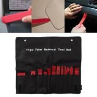 11PCS Car Trim Removal Tool Radio Door Clip Panel Dash Audio Pry Kit DIY Tool