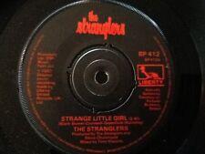 THE STRANGLERS . STRANGE LITTLE GIRL .