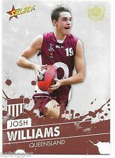 2016 Future Force Base Card (30) Josh WILLIAMS North Melbourne