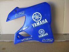 Cache droit d'origine pour moto Yamaha 125 - 250  YZ de 1996/1999 .