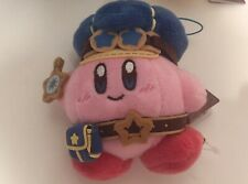 "Official Star Kirby Kirby's Dreamy Gear Plush Doll Mascot Toy Key Chain 5"" Gift"