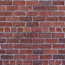 #  16 paper SHEETS brick 1/12 scale  21x29cm EMBOSSED BUMPY code 3F99n