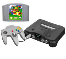 Official Nintendo 64 Console Bundle with Super Mario 64