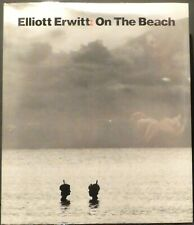 Erwitt, Elliott.  On The Beach.  Inscribed, First Edition.