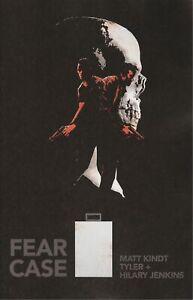 FEAR CASE #2 COVER B CAMPBELL VF/NM 2021 DARK HORSE HOHC