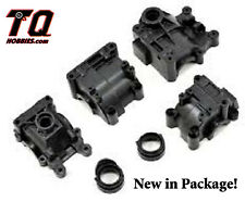 LOSB3104  FRONT REAR GEARBOX SET 10-T & SCTE 2.0 Fast Ship wTrack#