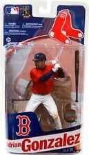 Adrian Gonzalez Boston Red Sox McFarlane series 28 - red jersey