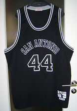 Nba-George Gervin-camiseta-san antonio spurs - 44-baloncesto