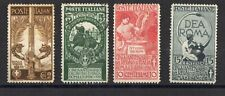 ITALIE: SERIE COMPLETE DE 4 TIMBRES NEUF*/o N°88/91 Cote: 115,00 €