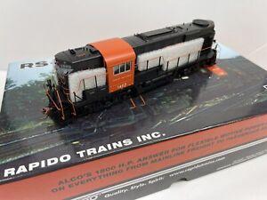 Rapido Trains Ho Scale NH New Haven Alco RS-11 #1405 W/DCC & Sound -Read Descr