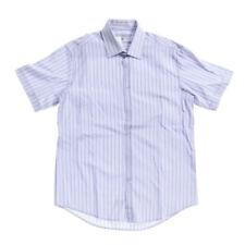 Gestreifte Herren-Freizeithemden & -Shirts Hemd-Stil aus Baumwollmischung