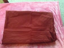 Futon Cover Red Brand New Polycotton Blend Regular Size