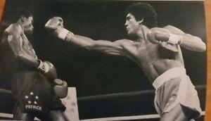 Pick 3 Salvador sanchez vs patrick ford photos boxing etc