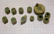 Knob to potentiometer or rotary switch [042-L1]  - x1set