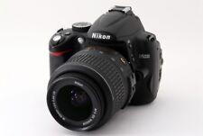 Nikon D D5000 12.3MP 18-55mm Kit Obiettivo [ EXC W / Scatola,8GB SD Card,Strap [