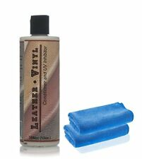 355ml GP Leather and Vinyl Conditioner and UV Inhibitor - protective cream