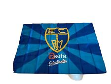 Bandera Estudiantes Asefa Madrid Baloncesto Basketball