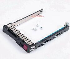 HP 651687-001 HP Gen8 Hard Drive Caddy 2.5-in SSD Tray Proliant DL380p ML310e G8