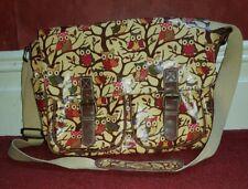 Bag With Owl Design